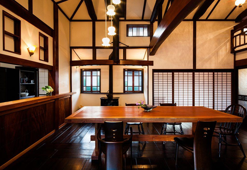 オーダーオリジナルキッチン025築100年の家